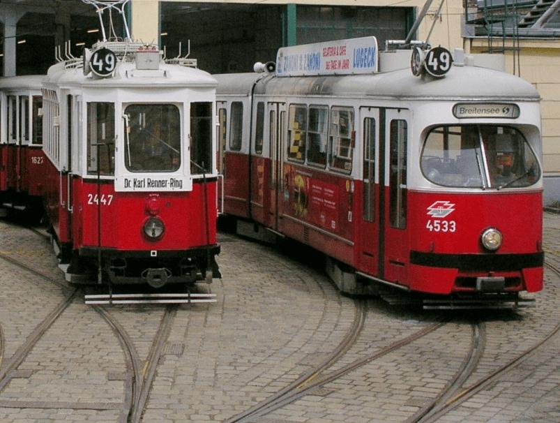 alemán en el metro