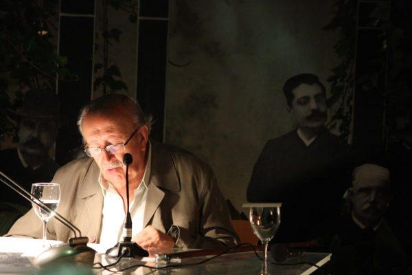 Rafael Guillén (4.9.2012) Casa de los Tiros. © Jorge Guillén Marcos (1)